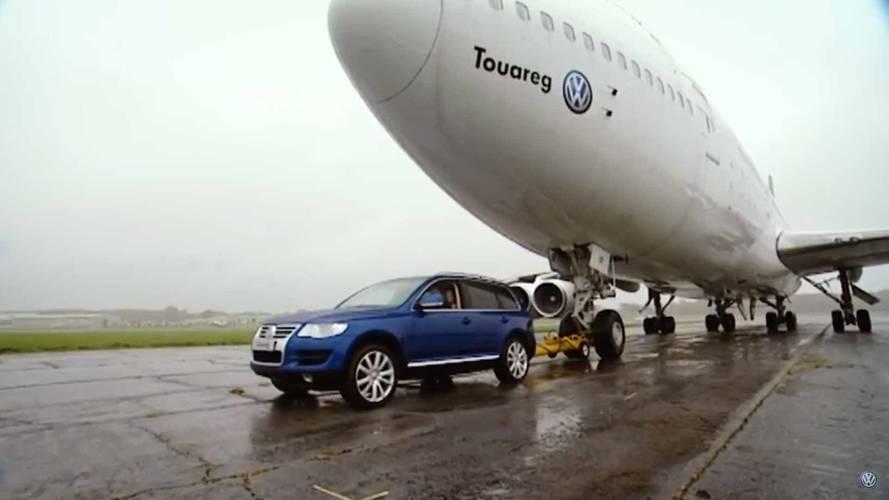 Volkswagen Touareg Teaser