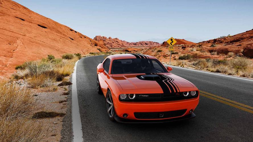 Dodge Challenger Gets Retro Colors And A New Shakedown Package