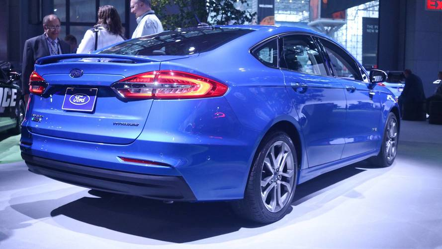 Ford Fusion 2019 - Ao Vivo Nova York