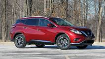 2018 Nissan Murano: Review