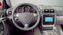 Inside the Cayenne