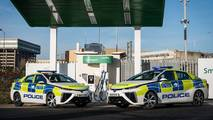 2018 Toyota Mirai voiture de police