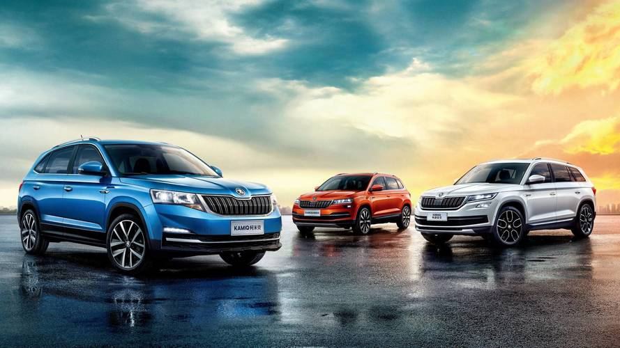 Skoda Kamiq Small Crossover Goes Official In China