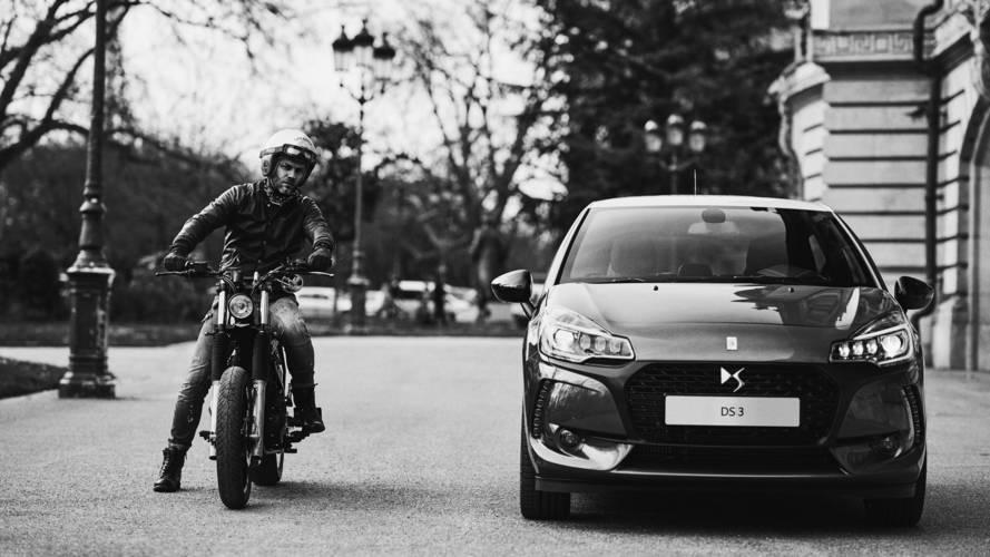 DS 3 Café Racer - La DS préférée des motards