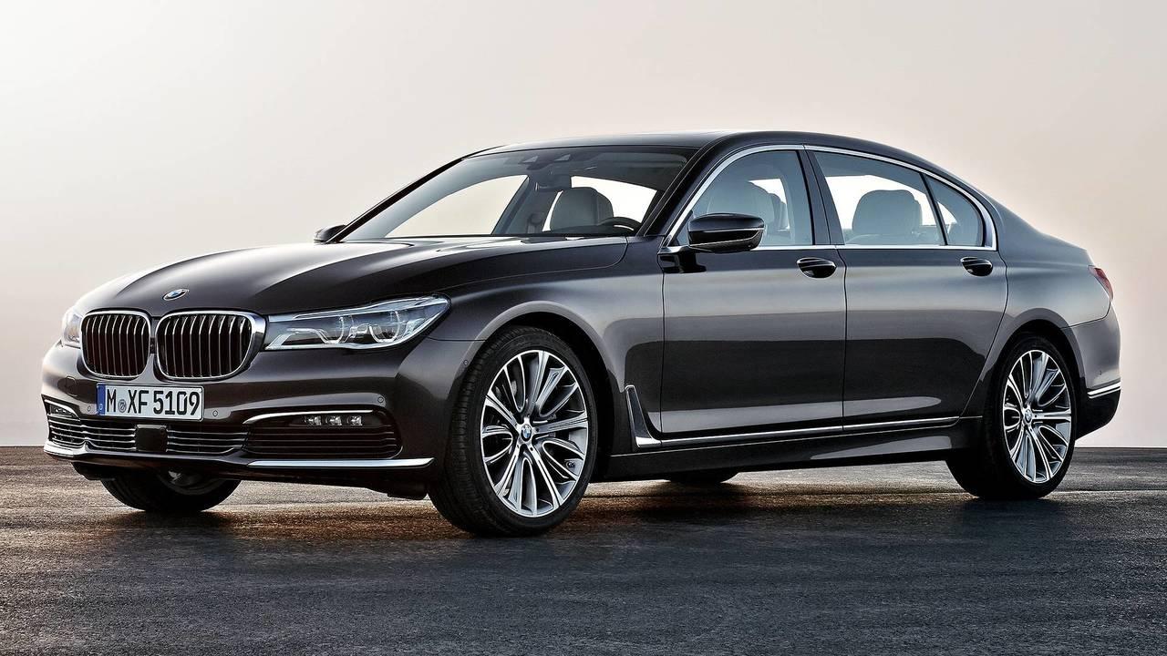 BMW 7 Series – Integral Active Steering