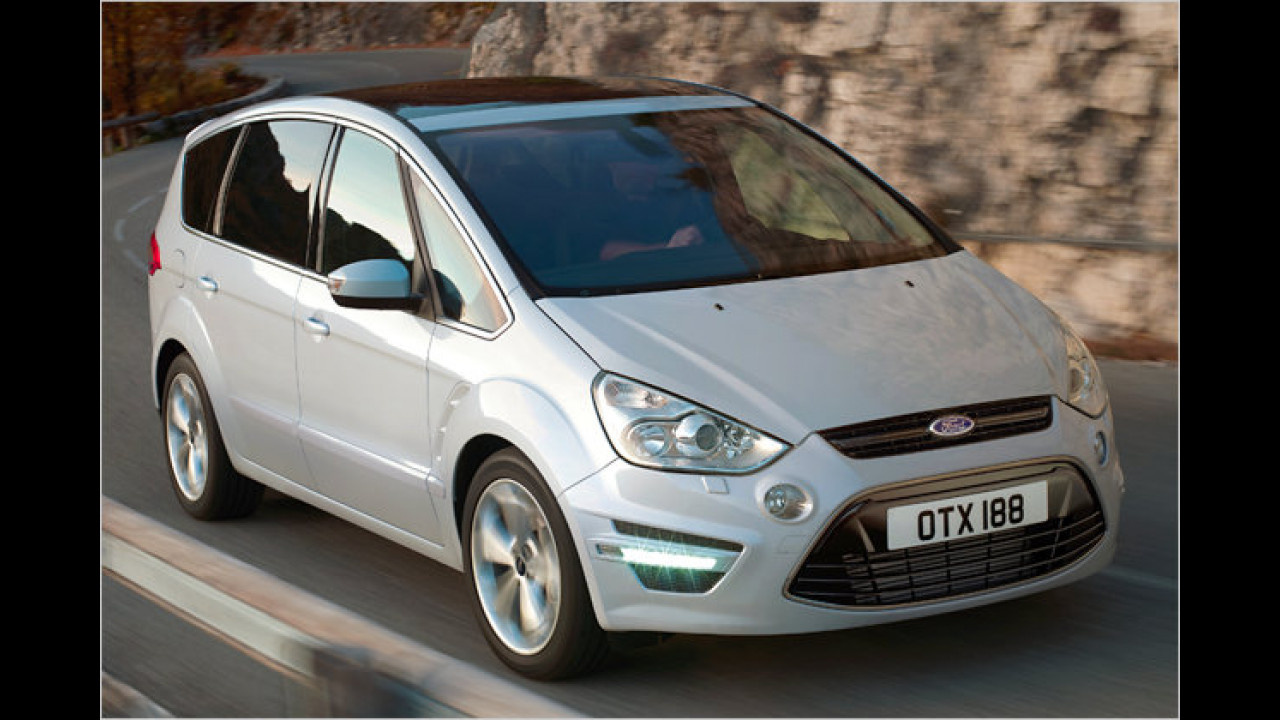 Ford S-MAX 1.6 TDCi Trend