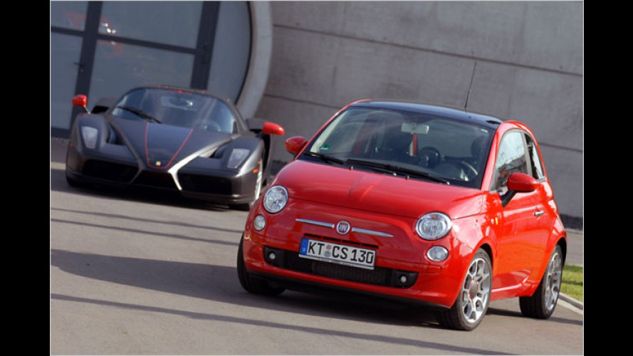 Fiat 500 ,Limited Edition