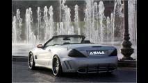Mercedes SL verschärft