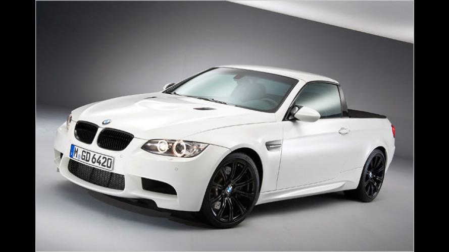 BMW entwickelt den schnellsten Pick-up der Welt