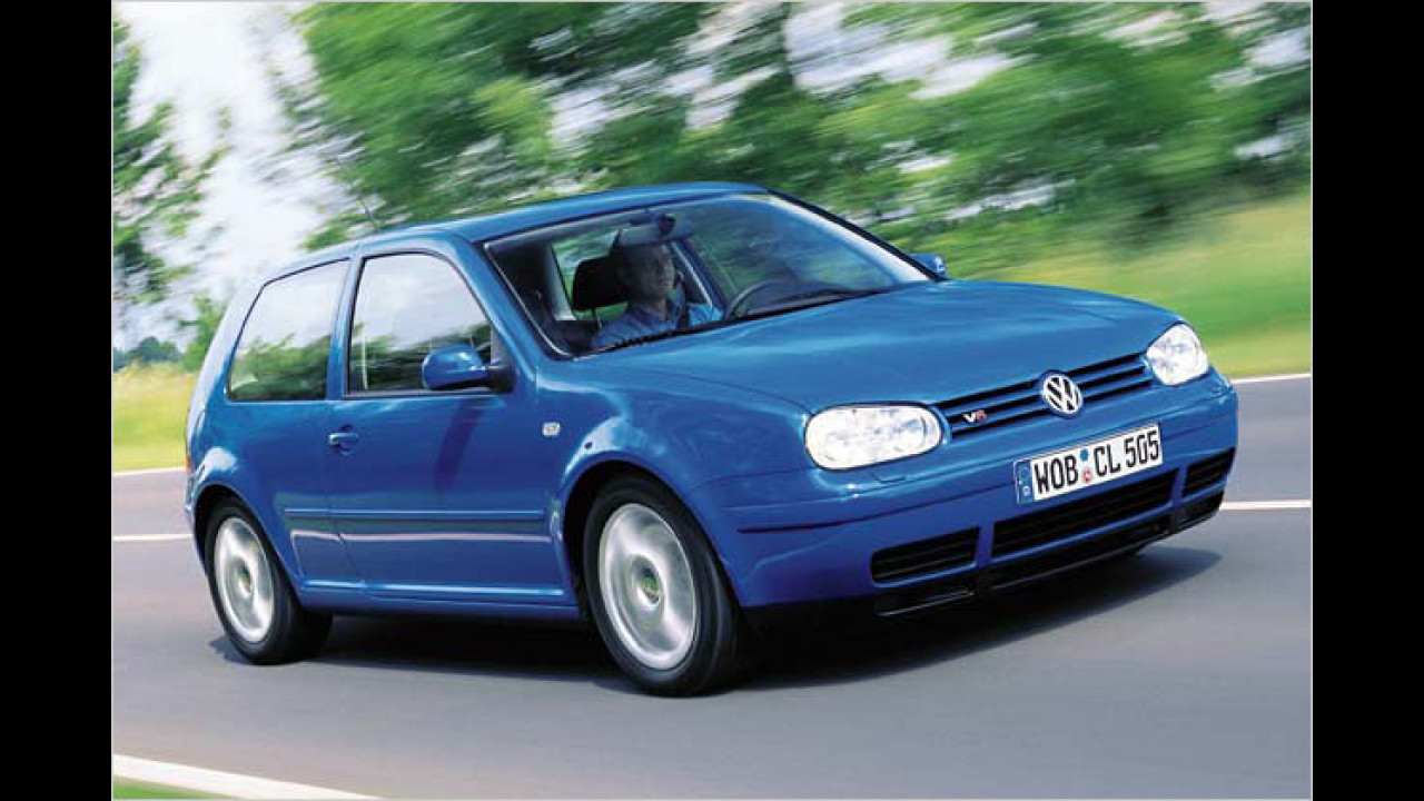 VW Golf IV 2.8 VR6 Syncro