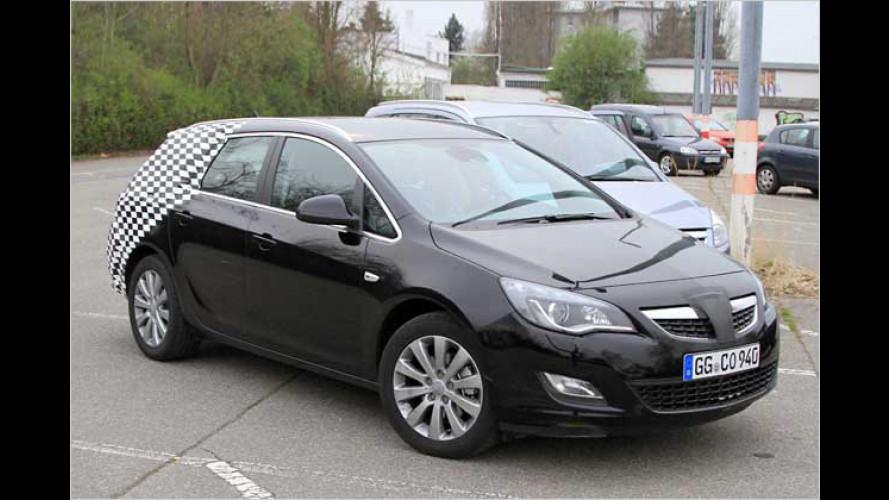 Erwischt: Opel Astra Sports Tourer