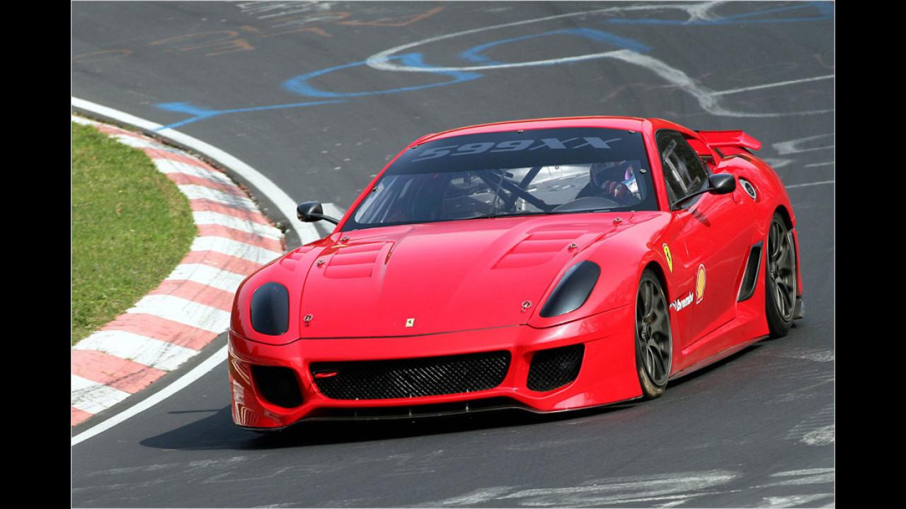 Ferrari 599XX, Raffaele di Simone, 2010