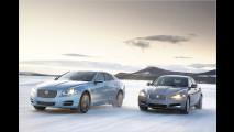 Jaguar hilft bei Tempo-Rekord