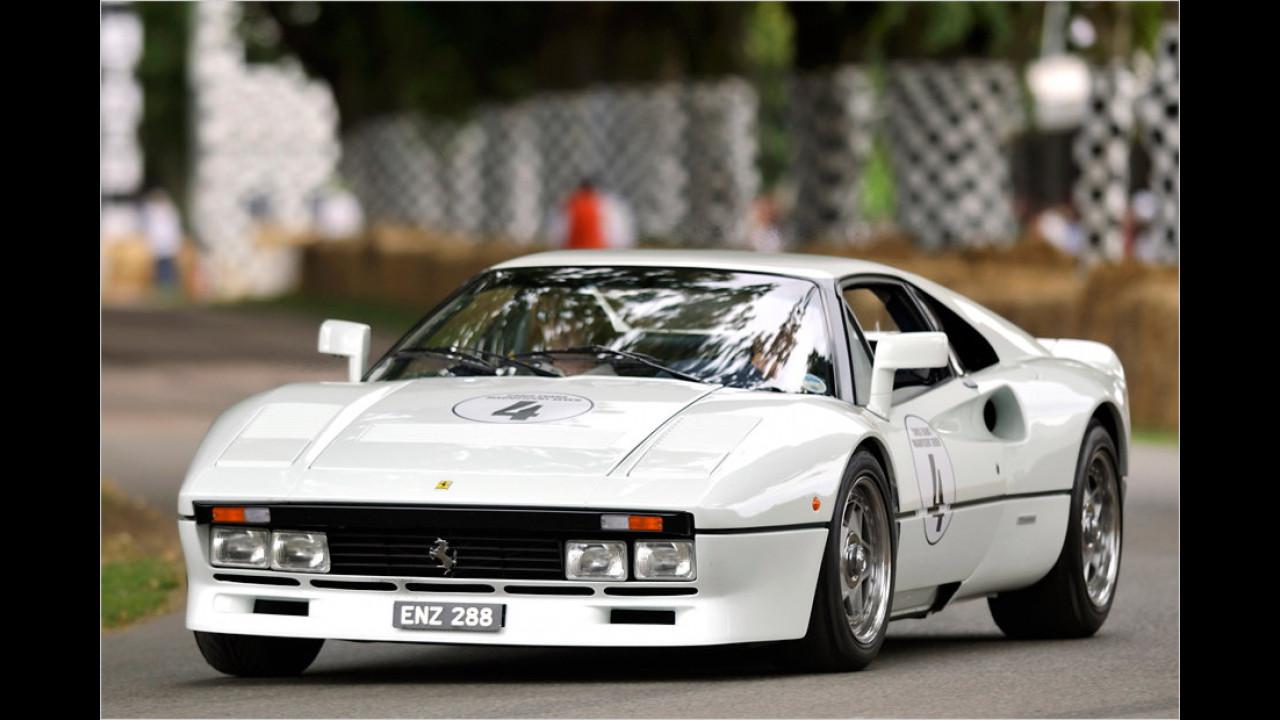 Ferrari 288 GTO: 305 km/h