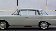 Mercedes-Benz 200 (W 110 series) 1965