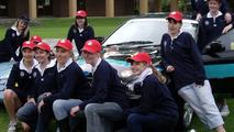 Annesley College Holden Viva Hatch