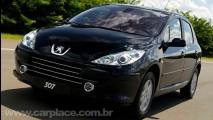 Peugeot dá desconto de R$ 2.600 e mais equipamentos para o hatch 307