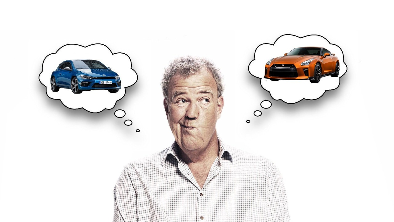 Jeremy Clarkson's Terrible 10