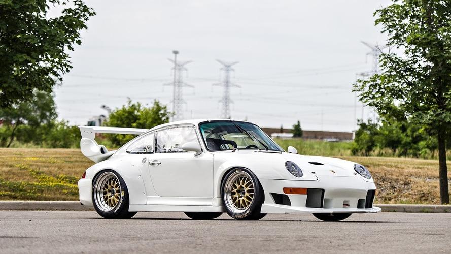 Çok nadir 1996 Porsche 911 GT2 Evo'nun açık arttırmada 1.75 milyon dolara ulaşması bekleniyor