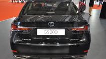 Lexus GS 200t, 2016 İzmir Otoshow