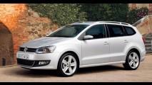 Volkswagen prepara Novo Polo Variant - Será que visual inspira nova SpaceFox?