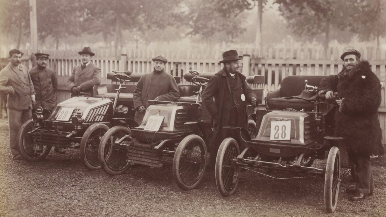 «Exposition internationale de l'automobile, du cycle et des sports 1898