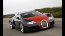 Bugatti Veyron Fbg par Hermès in Black e Garance Red