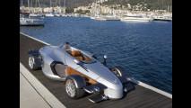 Tramontana, F1 di lusso