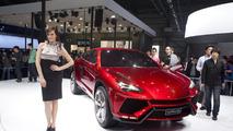 Lamborghini'nin crossover modeli 2018'de gelecek