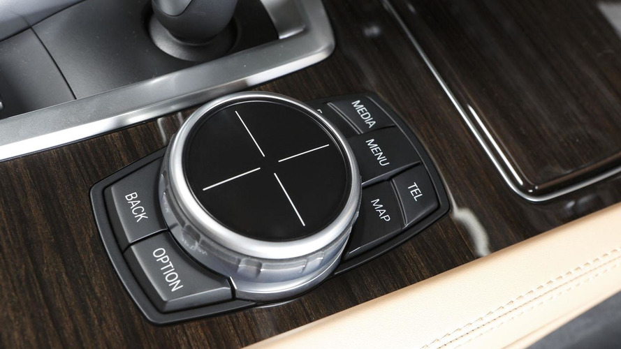 BMW introduces updated infotainment system - has apps, SMS and new iDrive controller