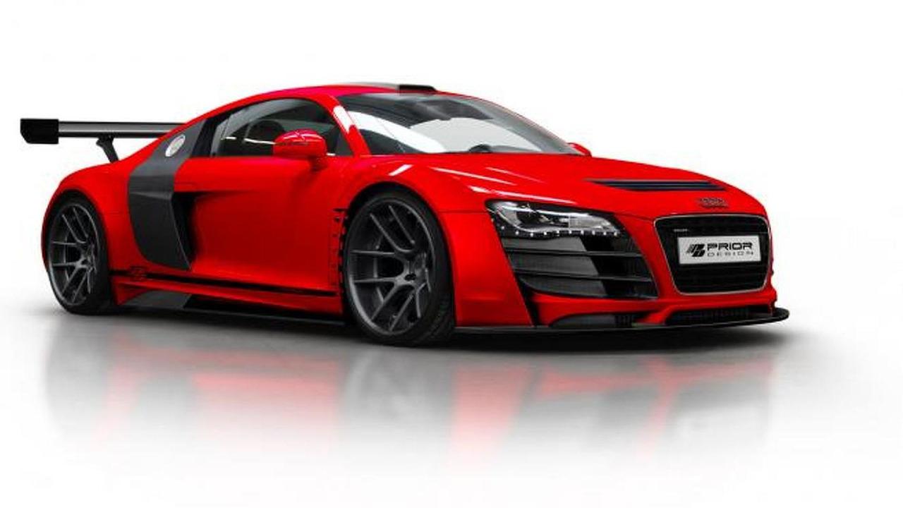 Audi R8 GT850 by Prior Design 25.9.2012