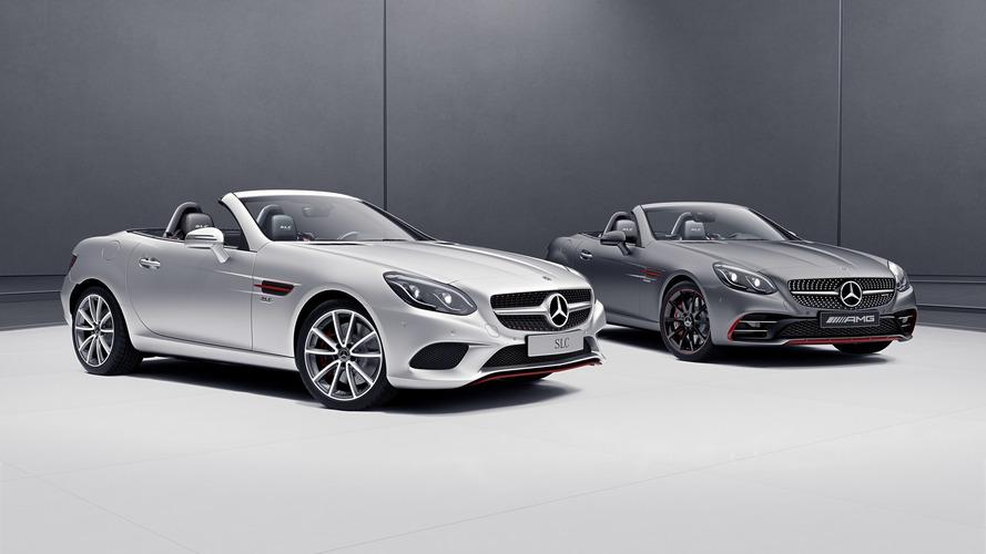 Mercedes-Benz SLC Facing The Axe?