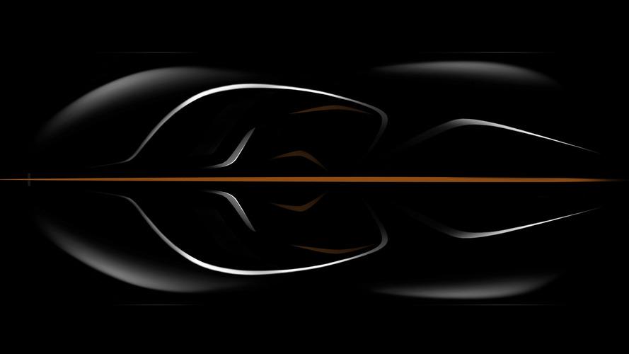 McLaren confirme l'arrivée d'une nouvelle supercar !