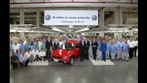 Volkswagen atinge a marca de 20 milhões de veículos produzidos no Brasil