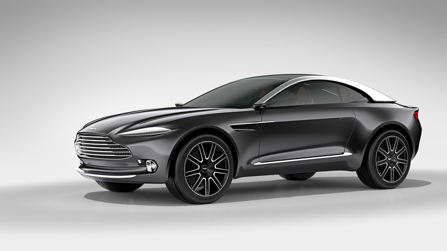 Aston Martin Varekai SUV To Be Powered Only By Gasoline Engine