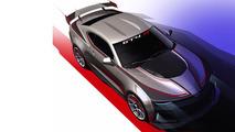 La Chevrolet Camaro GT4.R prête à prendre la piste