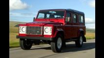 Fim da lenda: Land Rover encerrará produção do Defender em janeiro