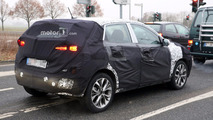 2018 Hyundai B-segment crossover spy photo