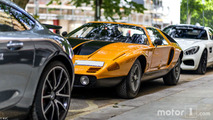 La Mercedes C111 surprise à Londres