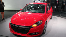 2013 Dodge Dart GT live in Detroit 14.01.2013