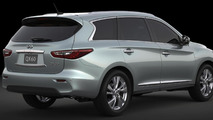 2014 Infiniti QX60 and QX70 get priced in United States