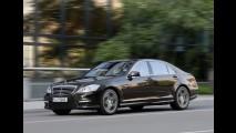 Mercedes-Benz S63 AMG 2011 recebe novo motor V8 biturbo de 571 cv - Fotos e Vídeo