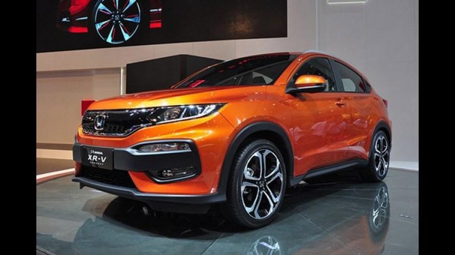 Veja todos os detalhes do Honda XR-V, um Vezel exclusivo para a China