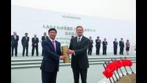 Volkswagen terá nova fábrica de transmissões na China