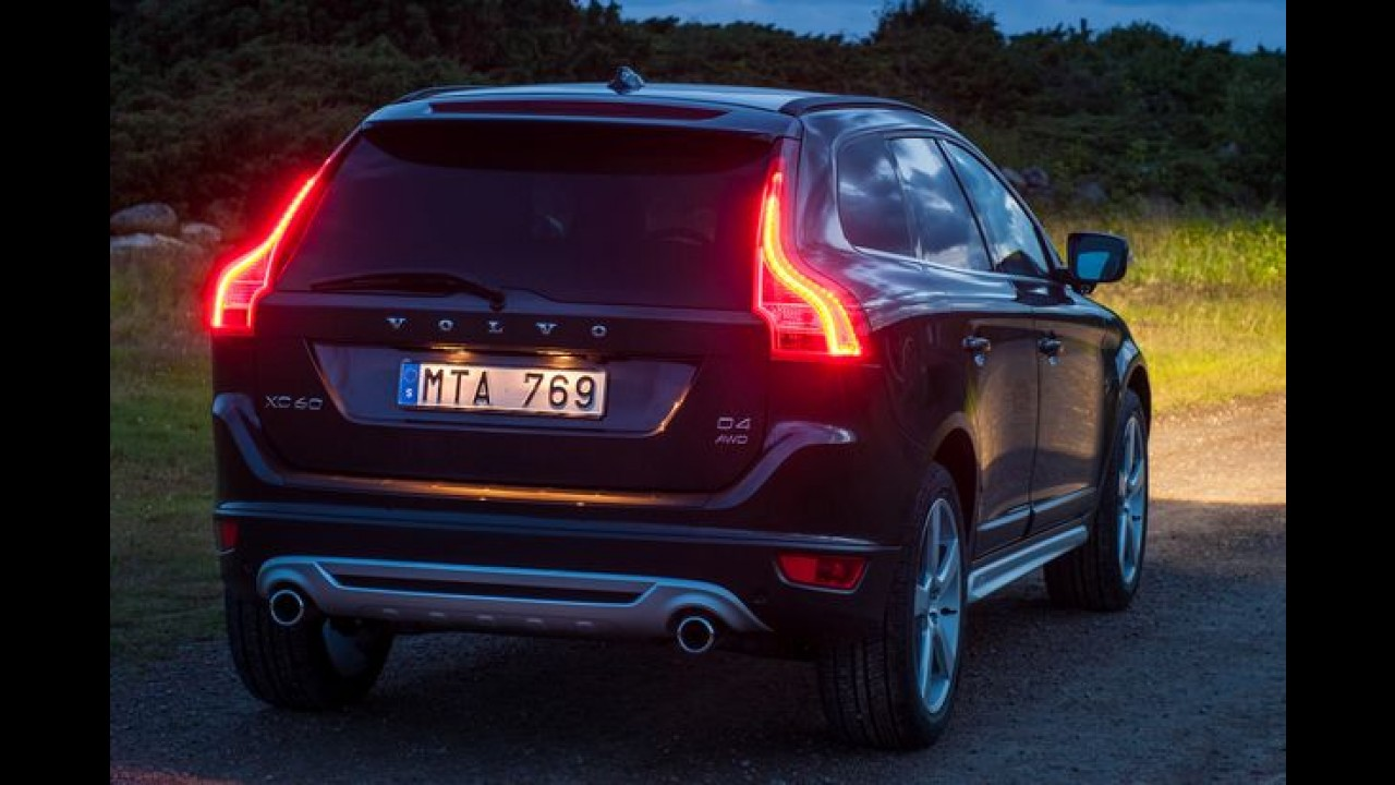 Volvo planeja vender mais de 1 milhão de veículos após 2020