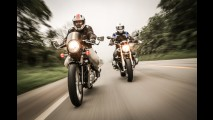Cafe Racer: curtindo a onda retrô com Triumph Thruxton e BMW Nine T