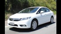 Honda Civic é eleito melhor veículo para portadores de deficiência