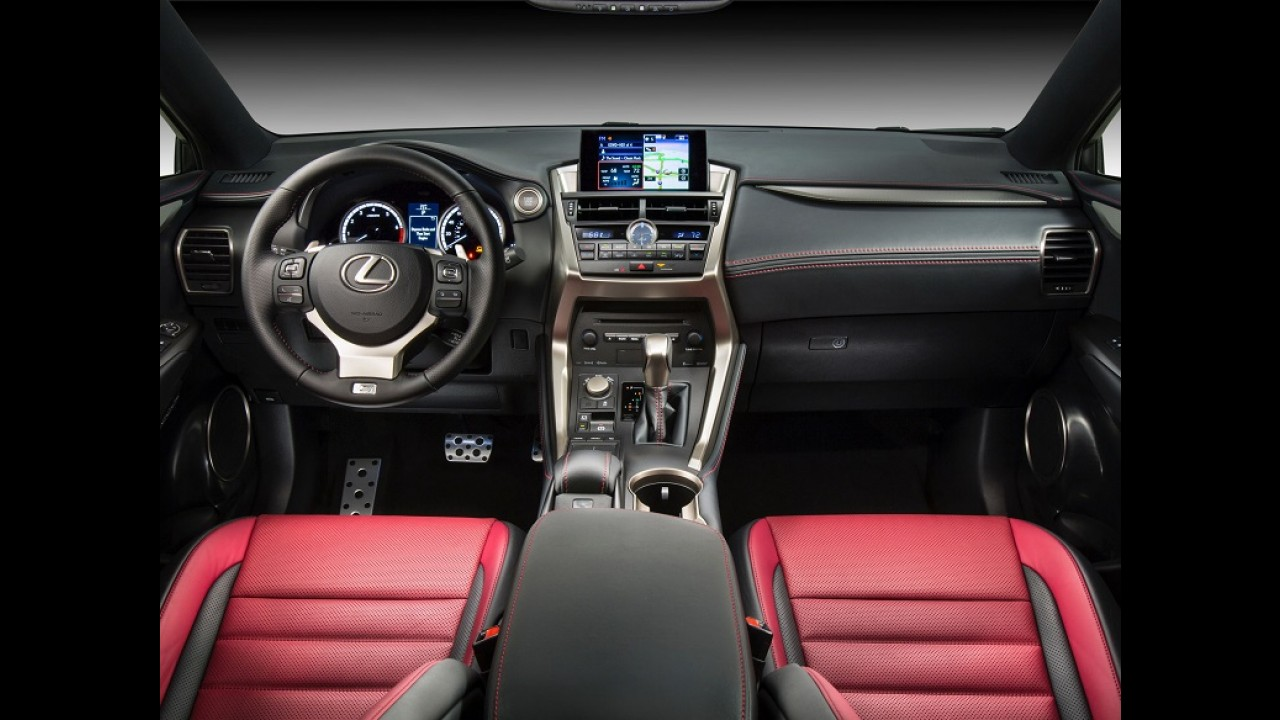 Lexus NX200T mira Evoque e começa a ser vendido no Brasil por R$ 216 mil