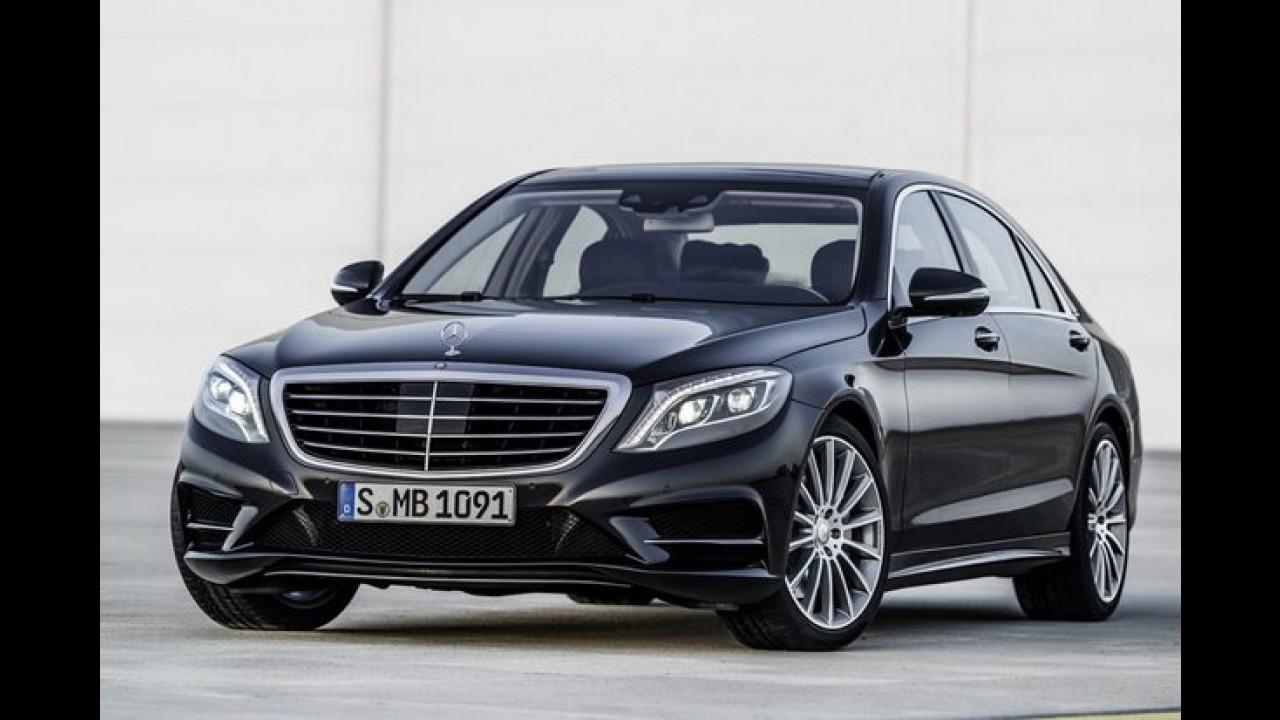Novo CLA, futuro brasileiro, ajuda a Mercedes bombar nas vendas do trimestre