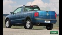 Segredo: veja como será a nova VW Saveiro que chega em março